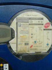 parcometro#2 - Italien, parcometro, ticket, Parkautomat, tariffa