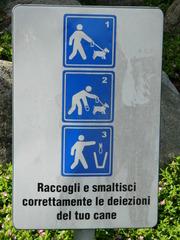 cane - Italien, cane, deiezioni, Hund, Sauberkeit