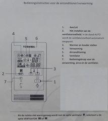 Bedienungsanleitung - Bedienungsanleitung, Aircondition, bedieningsinstructies, verwarming