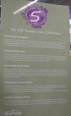 Produktinformationen Supermarkt - Eko Plaza, betaalbar biologisch, bewust lekker eten, dichtbij, persoonlijk, verrassend, samenwerking, gevariierd