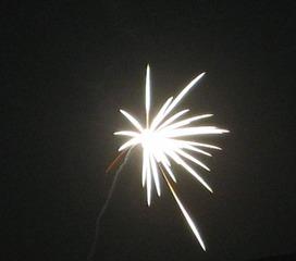 Feuerwerk - Feuerwerk, Nacht, Himmel, Lichter, Farben, leuchten, Feuerwerkskörper, Silvester, Pyrotechnik, Rakete, Antrieb, Rückstoß