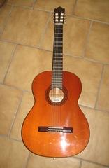 Konzertgitarre#1 - Instrumente, Zupfinstrumente, Gitarre