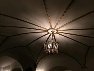 Leuchter#1 - Lampe, Leuchte, Licht, Luminaire, Deckenleuchter, Leuchtmittel, Lichtstrom, Reflexion