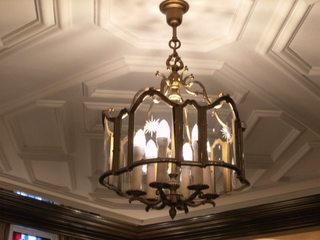 Leuchter#2 - Lampe, Leuchte, Licht, Luminaire, Deckenleuchter, Leuchtmittel, Lichtstrom, Reflexion