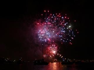 Harbour Bridge #5 - Sydney, NSW, Harbour Bridge, Australien, Down Under, Silvester, Feuerwerk