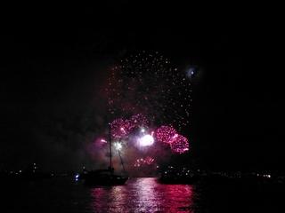 Harbour Bridge #6 - Sydney, NSW, Harbour Bridge, Australien, Down Under, Silvester, Feuerwerk
