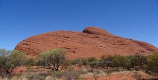 Kata Tjuta (Die Olgas) #4 - Kata Tjuta, Ayers Rock, Australien, Down Under, Aborigines, Aboriginal People, Heiliger Berg, Yulara, Uluru-Kata-Tjuta-Nationalpark, Outback