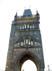 Karlsbrücke Prag #1 - Karlsbruücke, Prag, Tor