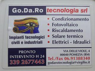 Gewerbeinformation - Gewerbe, Information, italienisch