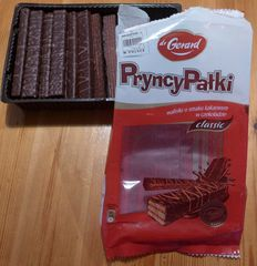 Polnisches Gebäck #1 - Kuchen, Kekse, Butterkekse, Schokolade, Schokoladencreme, Kalorien, süß, braun, lecker, backen