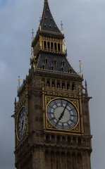 Big Ben - Big Ben, Glocke, Glockenturm, London, Wahrzeichen, Houses of Parliament