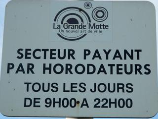 Horodateur - Frankreich, civilisation, panneau, Schild, horodateur, Parkscheinautomat, Parkschein