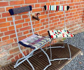 Urban Knitting #16 - stricken, häkeln, Kultur, Knitting, Graffiti, Kunst, Motiv, Impression, Motiv, warm, Wolle, Strickkunst, Objektkunst, Kunstobjekt, bunt, Verschönerung, Gemeinschaft