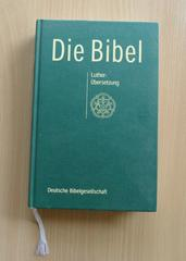 Die Bibel 1 - Bibel, Religion, AT, NT, Christentum, Christenheit, Heiliges Buch, Neues Testament, Altes Testament, Apokryphen, Schulbibel