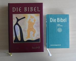 Die Bibel 4 - Bibel, Heiliges Buch, Christentum, Christenheit, AT, NT, Neues Testament, Altes Testament, Apokryphen, Buchdruck