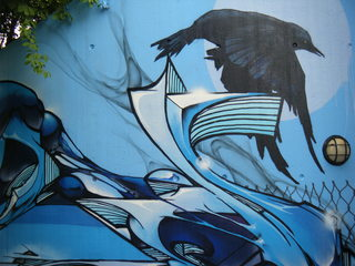 Graffiti#2 - Graffiti, Mauerbilder, Graffito, Bild, Kunstform, Wandmalerei, Schriftzug, Straßenkunst