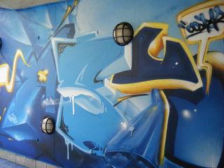 Graffiti#4 - Graffiti, Mauerbilder, Graffito, Bild, Kunstform, Wandmalerei, Schriftzug, Straßenkunst