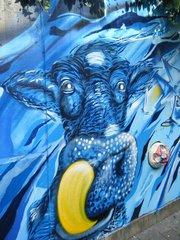Graffiti#8 - Graffiti, Mauerbilder, Graffito, Bild, Kunstform, Wandmalerei, Schriftzug, Straßenkunst
