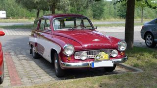 Wartburg #2 - Wartburg, Oldtimer, Fahrzeug