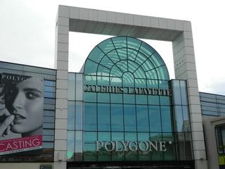 Montpellier Polygone#1 - Frankreich, Montpellier, Polygone, Einkaufszentrum, centre commercial