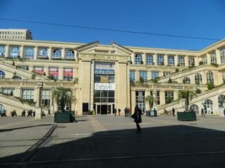 Montpellier Polygone#2 - Frankreich, Montpellier, Einkaufszentrum, centre commercial