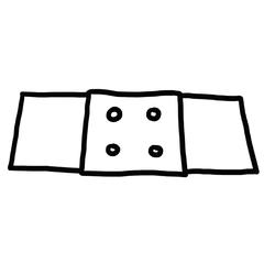 Pflaster 1 - Pflaster, Au, Aua, Wunde, Erste Hilfe, Verband, Verbandskasten, Pflaster, Heftpflaster, kleben, Schmerzen, Wundschnellverband, Wundauflage, Verbandstoff