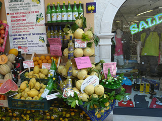 Limonen - Laden, Obst, Limonen, Zitronen, Südfrüchte, Limoncelo