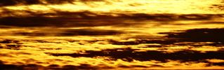 Wolkenmeer - Wolken, Wolke, Wolkenformation, Wetter, Herbst, Sonnenaufgang, Herbststimmung, goldener Herbst, goldener Oktober, Sonne, Licht, träumen, Traum, Traumreise