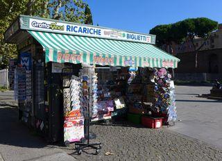 Kiosk - Kiosk, Zeitungsstand