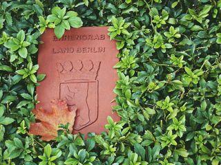 Ehrengrab - Grab, Tod, Sterben, Bestattung, Beerdigung, Friedhof, Trauer, Religion, Tradition, Feiertag, Grabstein, Herbst, Ruhe, Stille, Gedenken, Ehrung, ehren