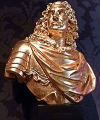 Büste August der Starke - August der Starke, Dresden, Barock, Kultur, Kulturgeschichte, Büste, Pracht, Prunk