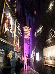 Ausstellung Dresden im Barock - Ausstellung, Eingang, prunkvoll, prächtig, Asisi, Kunst, Geschichte, Epoche, Barock