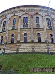 Panometer Dresden - Gaswerk, Bauwerk, Wahrzeichen, Architektur, Baudenkmal