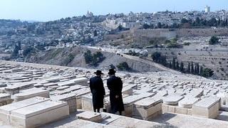 STEIN -Jüdische Friedhofsgebräuche - Judentum, Grabstein, Friedhof, Ahnenehrung, Religion