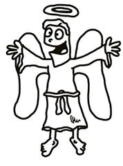 Engel 8 - Engel, Himmel, Bote, Gott, Jesus, Geburt, Engelszungen, Sendbote, Botschafter, Verkünder, Verkündung, Verkündigung, Weihnachten, Bethlehem, Gabriel, Erzengel, Himmelsbote, Schutzengel, Bibel, Engelschor, Abgesandter, angel, Seraphim, Cherubim