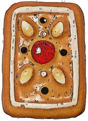 Lebkuchen  - Lebkuchen, Märchen, Plätzchen, süß, Gebäck, Anlaut L, Pfefferkuchen, Advent, Honigkuchen, Weihnachtsgebäck, Weihnachtsbäckerei