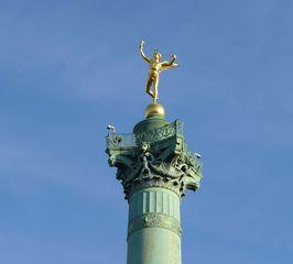 Place de la Bastille #2 - Julisäule, Génie, Liberté, Bastille, Paris