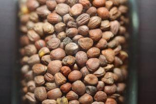 Radieschen-Samen - Radieschen, Saat, Samen, Sprossen, Makro, Makroaufnahme