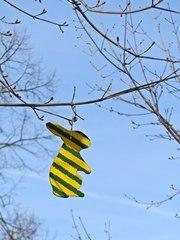 Frucht des Osterhasenbaum - Ostern, Osterhase, österlich, Hase, Vorlage, Frühling, Fest, Schmuck, schmücken, Baum, Dekoration Hase, Feiertage