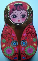 Matroschka #4 - Matroschka, Holz, Puppe, Souvenir, russisch, Russland