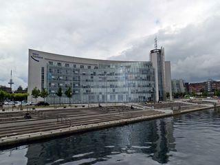 Kiel - Hörn Campus  - Kiel, Landeshauptstadt, Schleswig-Holstein, Deutschland, Seehafen, Hafen, Ostsee, Stadt, Handelsstadt, Hanse, Architektur