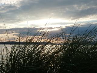 Sonnenuntergang - Sonnenuntergang, See, Abend, Meditation, Horizont, Himmelserscheinung, Sonne, Abendrot, Schreibanlass