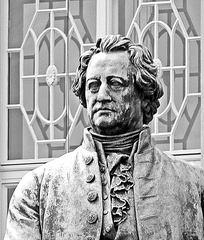 Johann Wolfgang von Goethe - Goethe, Klassik, Sturm und Drang, Büste, Elsass, Literatur, Dichter