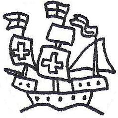Schiff - Schiff, Boot, segeln, Kolumbus, Amerika, Bahamas, Segelschiff