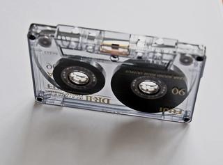 Audio - Kassette - Audio, Medium, Medien, Musik, Aufzeichnung, Tonsignale, technisch, Technik, Magnetband, Kassette, Tonträger, elektromagnetisch, abspielen, Recorder, Datenspeicherung, Tonband