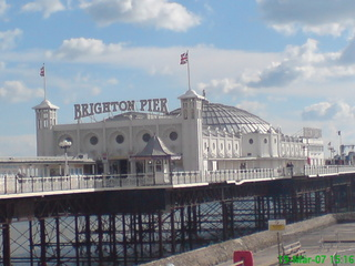 Brighton Pier - Brighton, Sightseeing, Pier, Seebad