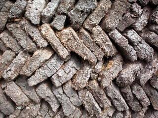 Torf - Torf, Torfhaufen, Trocknen, Brennstoff, Feuer, Hebriden, Schottland, Torfstechen, organisch, Chemie, Inkohlung, Kohle, Kohlenstoff, Moor