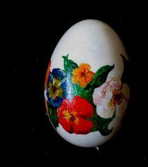 Osterei 5 - Osterei, Ostern, Ei, Dekoration, Frühling, bemalt