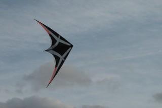 Drachen - Drachen, Herbst, Wind, Lenkdrachen, fliegen, Flug, Drachenschnur, lenken, Himmel