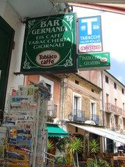 Bar in Pisciotta - Cilento - Bar, Tabacchi, Gironali, Zeitung, Zeitungen, Pasticceria, gelateria, Italien, italienisch